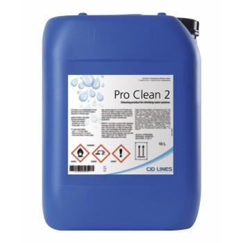 PRO CLEAN 2 CID LINES