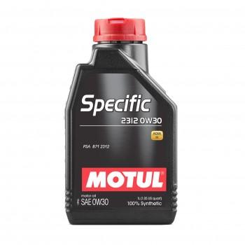 MOTUL SPECIFIC 2312 0W30