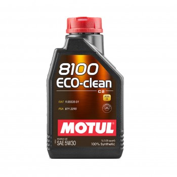 MOTUL 8100 ECO-CLEAN C2 5W30
