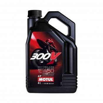MOTUL 300V FACTORY LINE 15W50