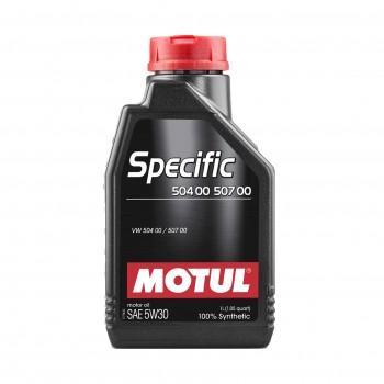 MOTUL SPECIFIC 504 00 507...