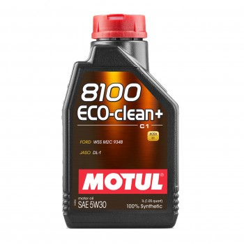MOTUL 8100 ECO-CLEAN + 5W30 C1